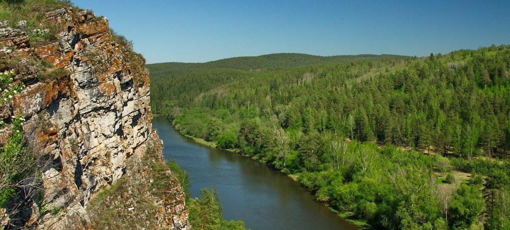 Сплав по реке Юрюзань