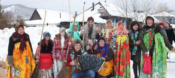 Масленица в Кирябинке 26.02.2017