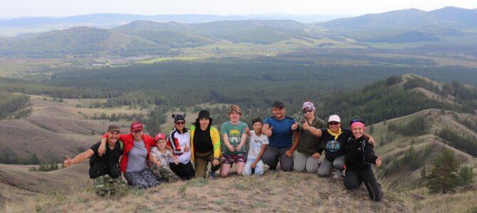 Методический поход на гору Акбура