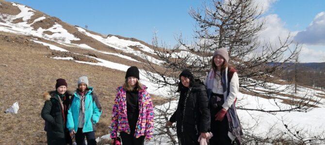 Поход на памятник природы «Озеро Ургун и Ургуновский бор».