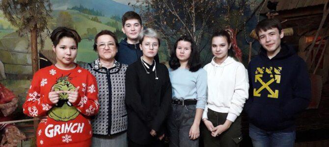 Кружковое объединение «Юные туристы-краеведы» (рук. Идрисова А.Р.)