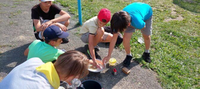 Детские дворовые площадки