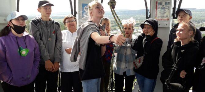 Экскурсия на башню– колокольню часовней Иоанна Златоуста.