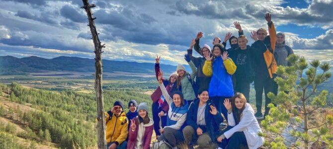 Поход группы «7 вершин» на гору Акбура (рук. Ямалетдинова Г.Р.)