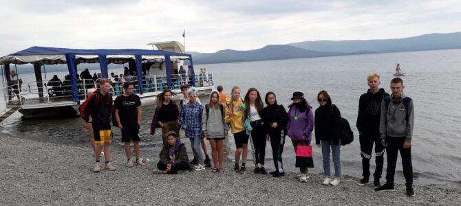 Поездка на озеро Тургояк (рук. Идрисова А.Р.)